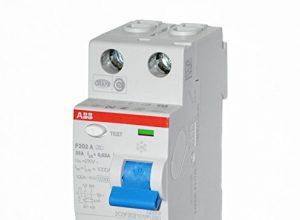 ABB FI-Schutzschalter 25A F202A-25 / 0,03