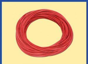 2500 – PVC Messkabel rot