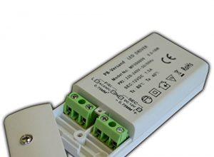 LED Leuchmittel Trafo 12V Gleichspannung DC 18 Watt Netzteil Treiber Hochleistungstrafo Transformator klein kompakt mini