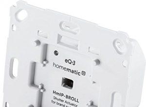 Homematic IP Rollladenaktor für Markenschalter, 151322A0