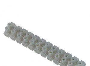 Unitec 40621 Lüsterklemme, 12 x 1.5-2.5 mm², 10 Stück