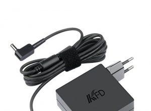 KFD 65W Netzteil Ladegerät Ladekabel für Asus Zenbook UX305CA UX32 UX32V UX21A UX31A UX32A UX32VD UX42A UX301LA UX302LA UX301 UX302 UX303 UX303LA UX305FA UX305LA X540SA E402SA E403SA X553M