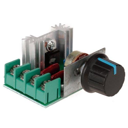 SODIALR 2000W Voltage Regulator Dimmen Light Geschwindigkeit ...