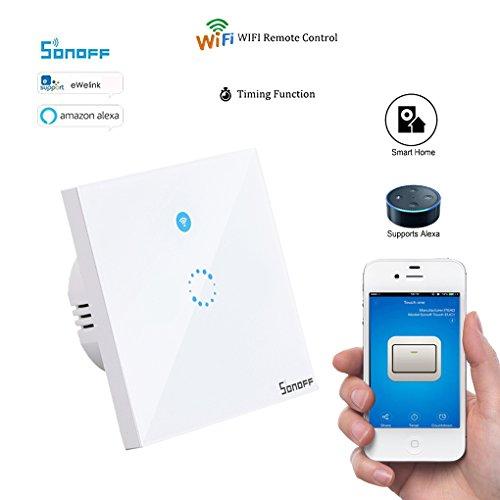 WIFI Smart Steckdose WLan Amazon Alexa Google Home Fernbedienung Socket Switch