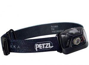 Petzl, Tikka, Black, E93AAA