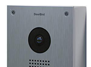 Doorbird D201System für Video-Sprechanlage, Edelstahl
