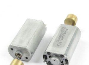 DC 12V 16000RPM 2-Pin Terminals Elektrische Vibration kompatibel Arduino Motor 2Teile