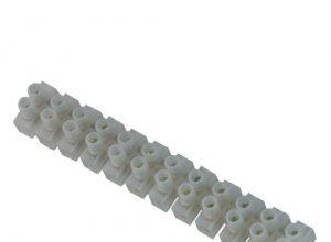Unitec 40622 Lüsterklemme, 12 x 2.5-6 mm², 10 Stück