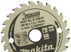 Makita B-33819 Specialized Saegeblatt85x15x24Z, 85 x 15mm