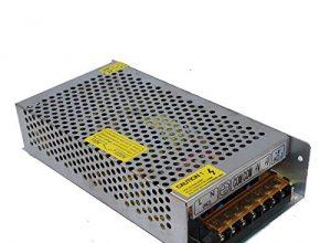 Transformator für LED-Leuchtstreifen, geregeltes Netzteil, 220V, 12V, 10A, 120W