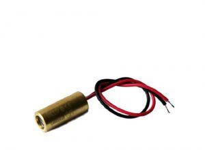 70104011 – Laserfuchs Linienlaser Strichlaser rot 650nm 5mW 90° 3-12VDC