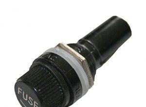 Sicherungshalter für 5×20 mm Glassicherung Feinsicherung Rohrsicherung 0032