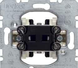 BERKER 3036 Aus-/Wechselschalter Wechsel 10AX/250V