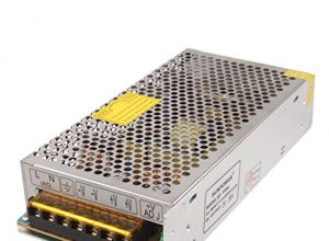 TOOGOOR AC 110V/220V zu DC 5V 20A 100W LED Netzgeraet Schalter Transformer Netzteil fuer LED Streifen