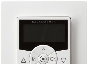 Rademacher Troll Standard inklusive Rahmen, ultraweiß, 36500312