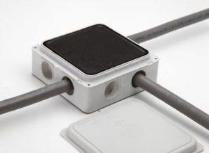 Abzweigmuffe, set doze IP68, 8x20mm, poliuretan – ViD