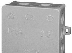 Feuchtraum Kabelabzweigkasten 85x85mm, 10er Pack – ViD