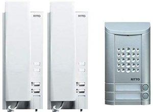 RITTO 16732/20 Minivox Wohntelefon-Set 2WE weissalu