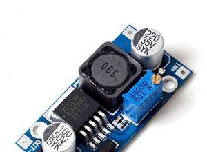 LAOMAO Step-up Boost Power Converter XL6009 for Arduino Raspberry DIY-Projects basteln