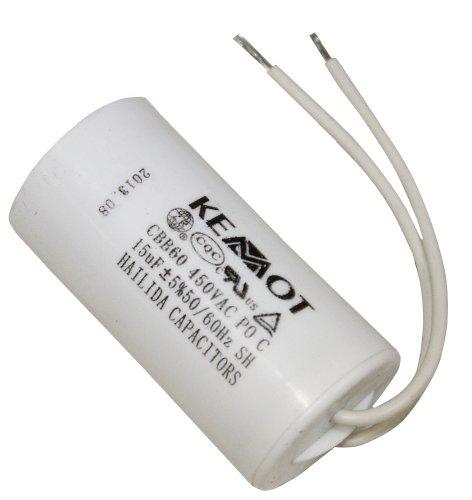 Aerzetix – Kondensator 15µF 450V