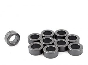 Sourcingmap® 10PCS Toroid Ring Ferritkerne 22.5mm x 13.5mm x 10mm
