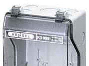 Hensel Leergehäuse KG 9001 136x253x115mm Leergehäuse 4012591611615