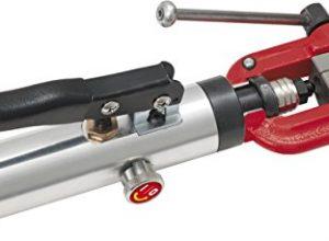 KS Tools 122.1260 Universal-Bördelgerät-Satz, 11-tlg.Flarefix II