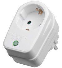 Goobay 51270 5 Stück: Wentronic Netz-und Überspannungsschutz 230V-3500,