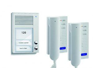 TCS PSC2120-0000 Home:Pack 2Tasten AP, 230 V, Weiß