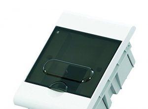 Unterputz Kleinverteiler 4 Module/Sicherungskasten/Verteilerkasten Unterputz IP40