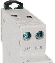 GE 230V, EPC 611, B 16, 6kA, 1 TE, 692.694 – GE Leitungsschutzschalter 2-polig, 16A, B-Charakteristik