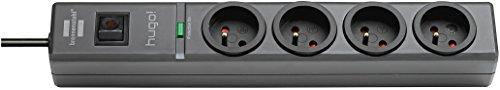 Brennenstuhl 1150611314 Überspannungsschutz-Steckdosenleiste hugo!
