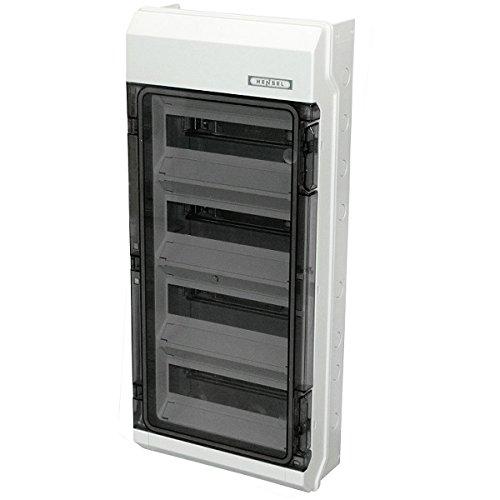 Hensel Automatengehäuse KV 4548 48TE 4x12x18mm IP54 Installationskleinverteiler 4012591622291
