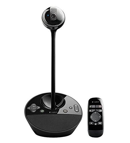 Logitech BCC950 Office Conference Camera für Büro, 1080p schwarz