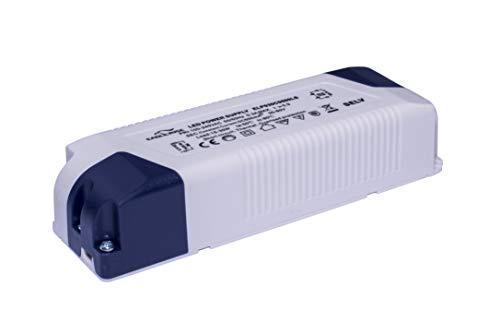 Eaglerise Transformator, 30 W, 500 mA, 30-60 V, LED Driver Netzteil Trafo Treiber mit Konstantstrom für LED Light Chips Bulbs SMD Strip G4 MR16 ELP030C0500LS
