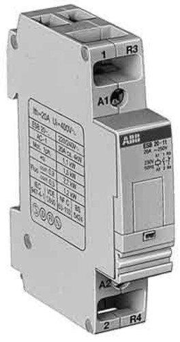 ABB ghe3211202r0006–Kontakt. ESB20-02/230V 2NC 20A 230V