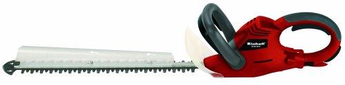 Einhell Elektro Heckenschere RG-EH 6053 600 Watt, 530 mm Schnittlänge, 20 mm Zahnabstand, inkl. Schnittgutsammler, Köcher, drehbarer Handgriff