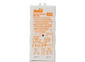 Elektronischer Trafo Relco Micro 60 PFS, 10-60 Watt Leistung