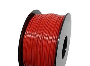 Xenterio LiYv Schaltlitze, 0,25mm², Kupfer verzinnt, 100m Spule, rot