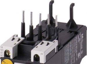 Eaton 278440 Motorschutzrelais, 6-10 A, 1 Schließer + 1 Öffner