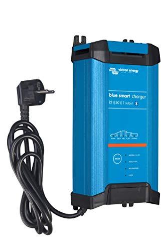Ladegerät 30A 12V Victron Energy Blue Smart IP22 Bluetooth 12/30 – 1 Schuko