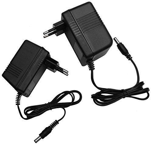 AC – AC Steckernetzteil 5,5mm Hohlstecker Wechselspannung Netzteil Trafo Ampere: 1A 9V/1000mA