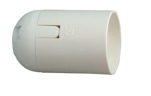 Kopp 210501085 Isolierstoff-Fassung, weiß