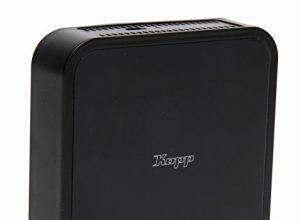 Kopp 293715050 Gateway mini Haussteuerung- und Automatisierungs-System, Schwarz
