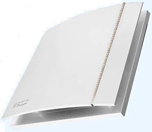 Soler & Palau; SILENT DESIGN-100 CZ Swarovski Weiß