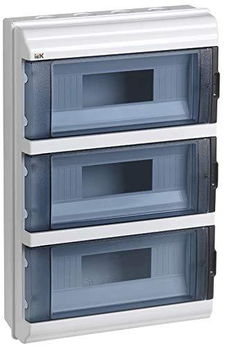 Sicherungskasten Verteilerkasten Aufputz IP55 36 Module