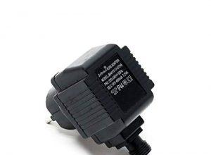 SunSun Jebao JBA35V-12-050VA Netzteil 2 polig IP44 12 Volt 600 mA 7,2 VA AC/AC Netzdapter