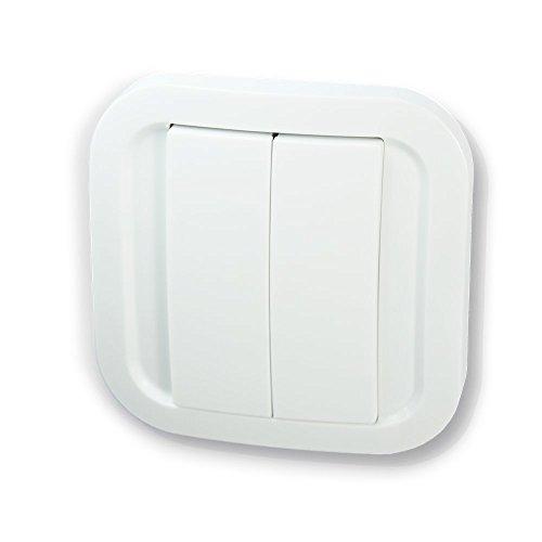Philips Hue NodOn Schalter ohne Batterie Dimmer