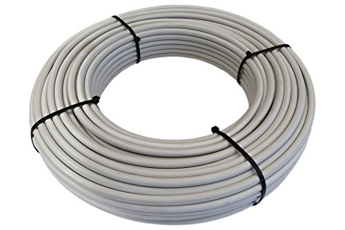 Mantelleitung NYM-J 5×2,5mm² Kabel | 50m Ring, 5 adriges Installationskabel nach DIN VDE 0250-204
