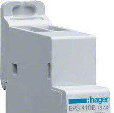 Hager EPS410B Elektronischer Fernschalte r 1S 230V